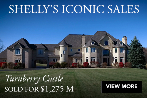 Shelly Hall's Iconic Sales. View More