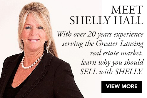 Meet Shelly Hall - with over 20 years experience serving the Greater Lansing real estate market, learn why you should SELL with SHELLY. View More